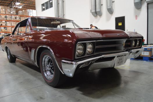 1967 Buick GS 400 (III) by Brooklyn47