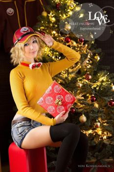 Merry Xmas from Cindy by Kallisi