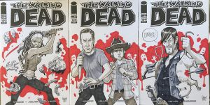 TWD sketch covers by pungang