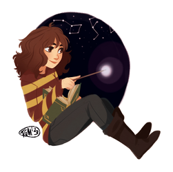 The Cleverest Witch by TheGingerMenace123