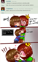 kiss (SlaveTale ask #10) by Tomboywolfthief