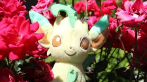 Leafeon by JudgeChaos