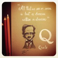 Q is for Quote by Disezno