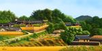 Village by abyss1956