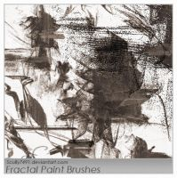 Fractal Paint Brushes by Scully7491