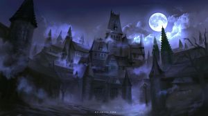 The Dead City by Nele-Diel
