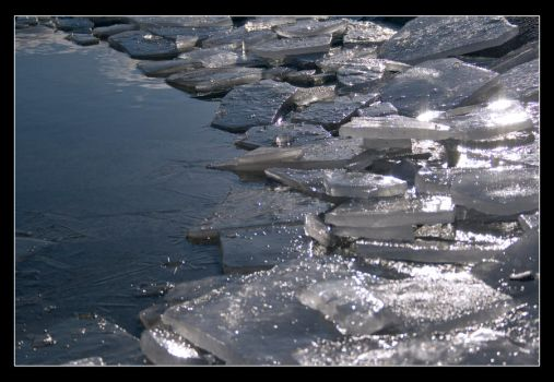 ice pieces by k-mace