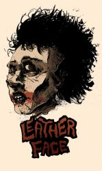 Leatherface by thetimo