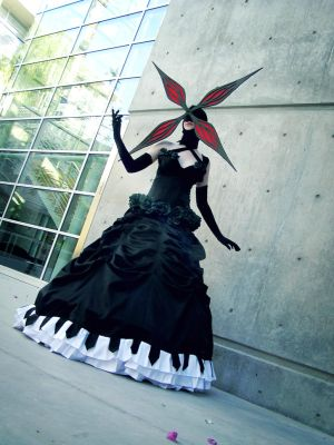 Cosplay: The Grave of Maria by Raenstrife