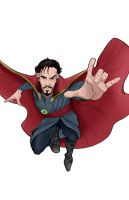 Drstrange by jksketch