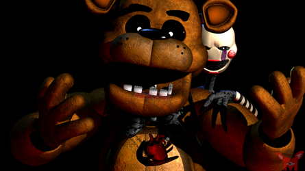 FNAF SFM: Just a Puppet... by Mikol1987