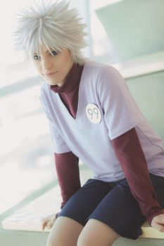 Hunter X Hunter: Killua I by Weatherstone