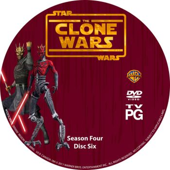 Star Wars The Clone Wars S4 D6 by Mastrada101