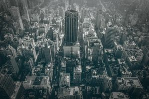 Manhattan by oberfoerster