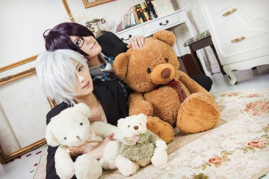 Brother Conflict by sharuruka