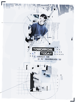 GRAPHIC - TOMORROW, TODAY. by Yoo-YuHee