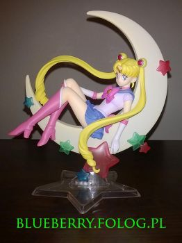 Sailor Moon Ichiban Kuji Dreamy Figure by nover
