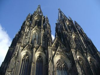 Cologne Cathedral by Angie-Pictures