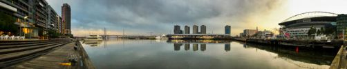 Dockland - Melbourne by dzign-art