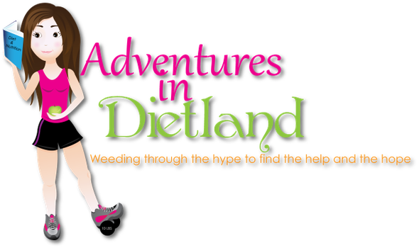 Adventures in Dietland Logo by TrueCelticHeart