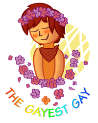 The Gayest Gay by Poma-Is-Here