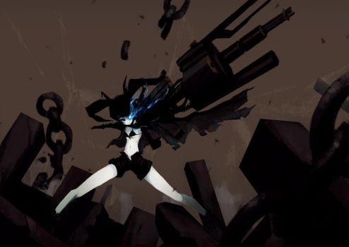 BRS shooting star final by supercynic