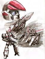 Robotech, composition by Satanoy