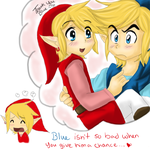 Blue Can Be Sweet by Ask-The-Four-Swords