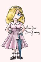 Little Miss Olivier Armstrong by Anela-lalala