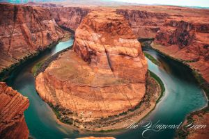 Horseshoe Bend : : Arizona