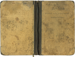 Antique stained book cover | PNG by mercurycode