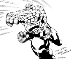 Thing Sketch by RobertAtkins