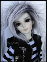 SOLD MSD male BJD for sale by Sarah-Vafidis