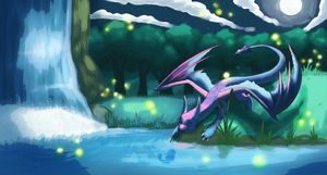 :Prize: Moon Light Finishing by Eternity9