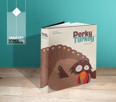 Children's book - Perky T. by sanjcek