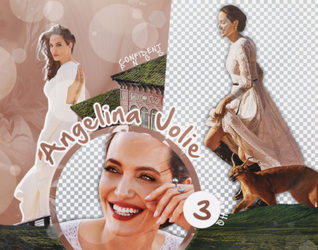 Png Pack 1129 // Angelina Jolie by confidentpngs