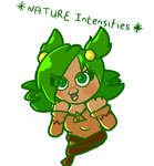 *NATURE Intensifies* by MikalaMouse