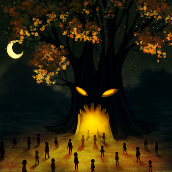 Evil Tree by CuteReaper