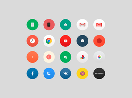 Dizl Icons by QuantumIB