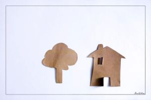 Paper House by Ravinss