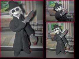Blade from Puppet Master by axelgnt