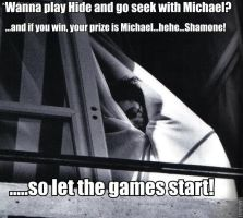 HideandSeek with MJ by Nahui300