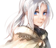 The Heroic Legend of Arslan by NoahXica