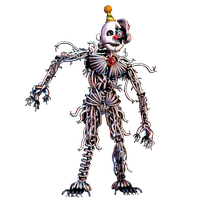 Ennard (Extra Cutout) by TheRealBoredDrawer