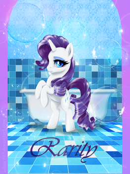 Rarity by nikea777