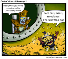 Cortex's Idea of Revenge 2 by JenL