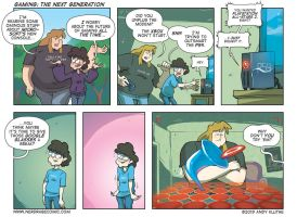Gaming: The Next Generation by AndyKluthe