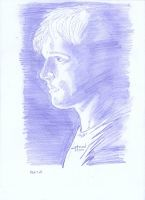 The Hunger Games: Peeta by StevenWilcox