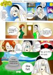 Miora's Hell, Page 1-Mushroom by Zecrus-chan