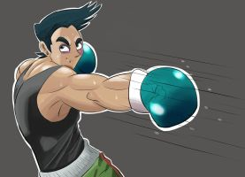 Punch-Out!! by Sanin2